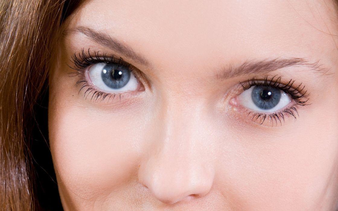 Up eyes blue eyes models metart magazine faces ilze a wallpaper
