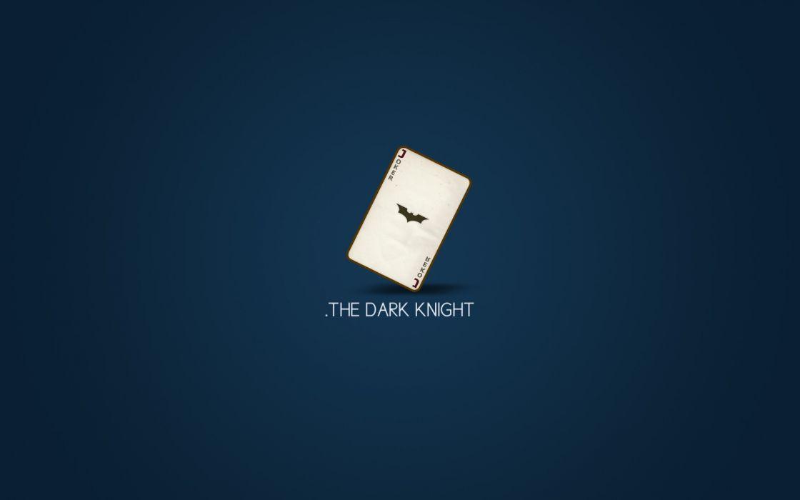 Minimalistic movies batman the dark knight wallpaper