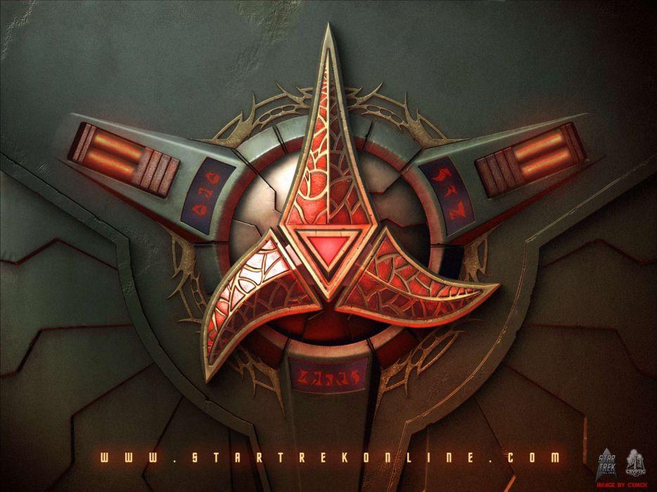 Star trek star trek online klingons wallpaper