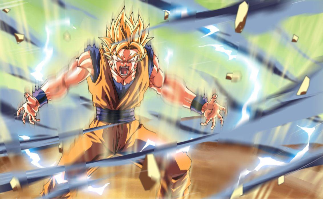 Goku dragon ball z wallpaper