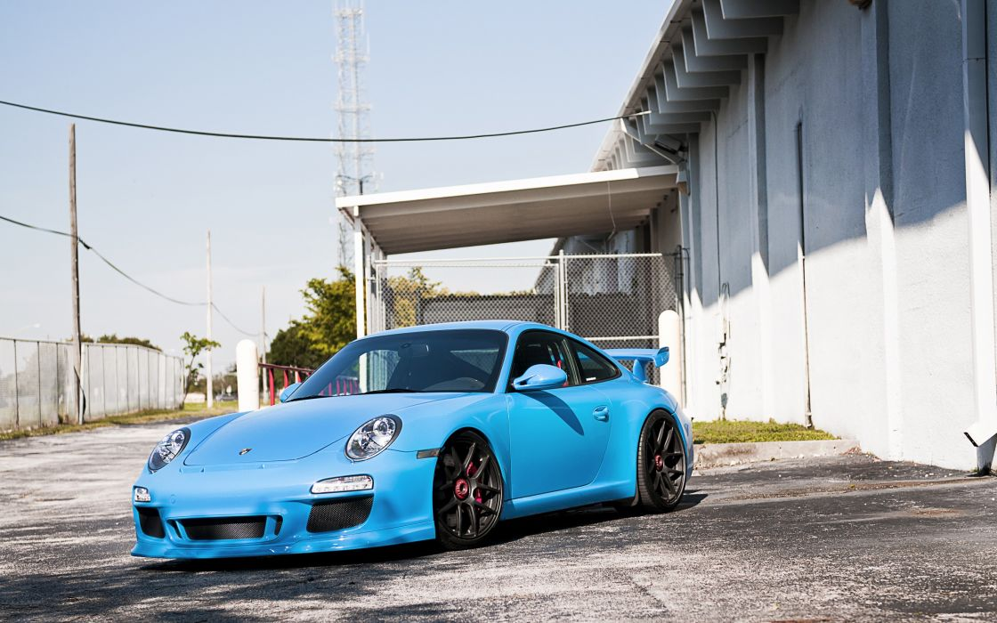 Cars tuning industrial plants porsche  wallpaper