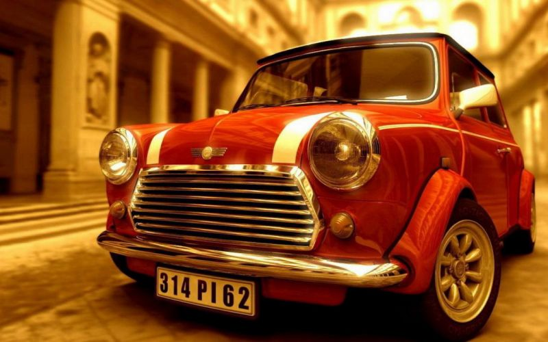 Cars vehicles mini wallpaper