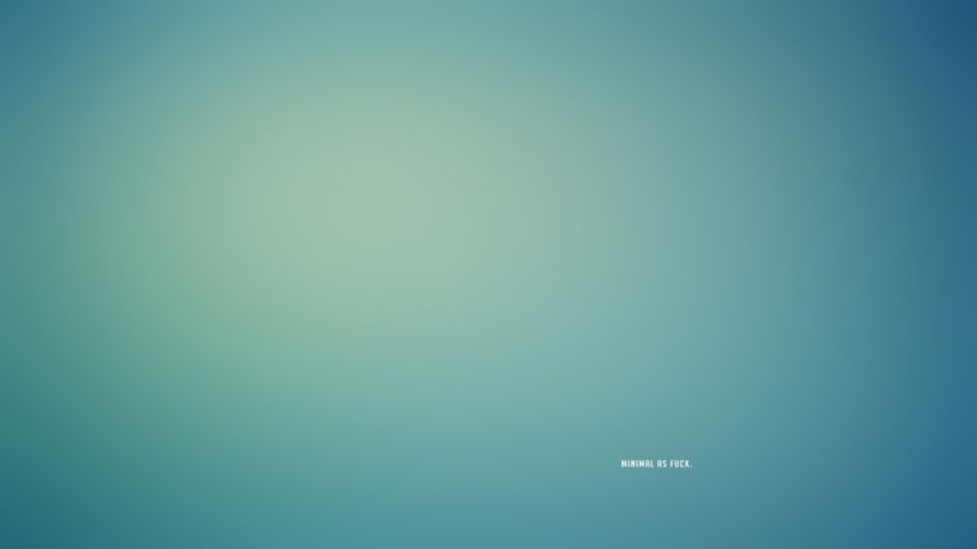 Light blue minimalistic fuck gradient simplistic simple wallpaper