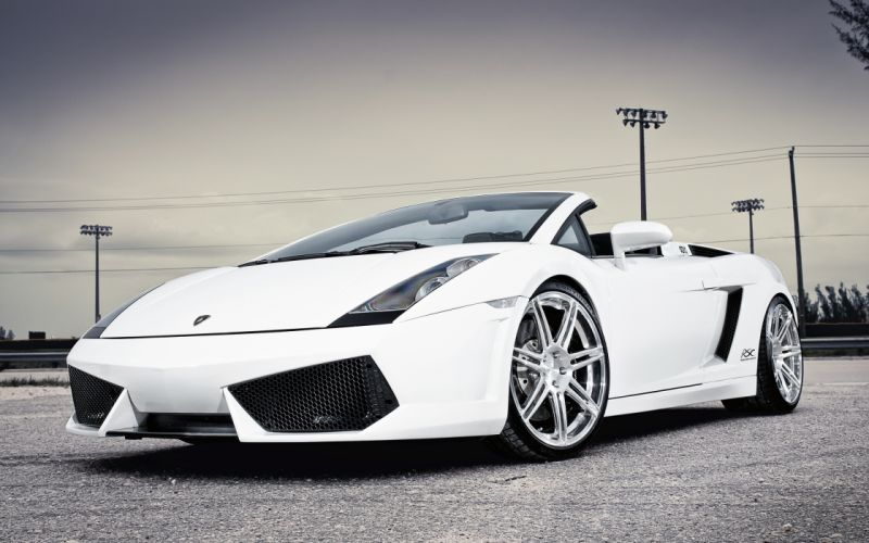Lamborghini vehicles supercars wallpaper