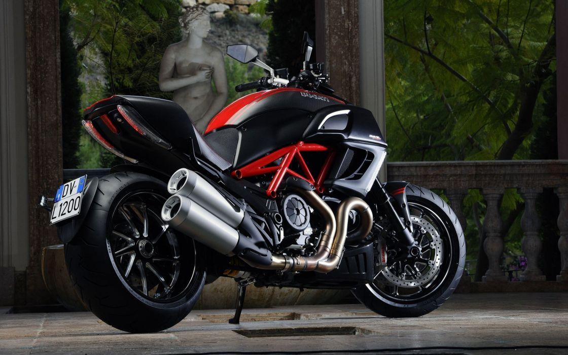 Motorbikes ducati diavel wallpaper