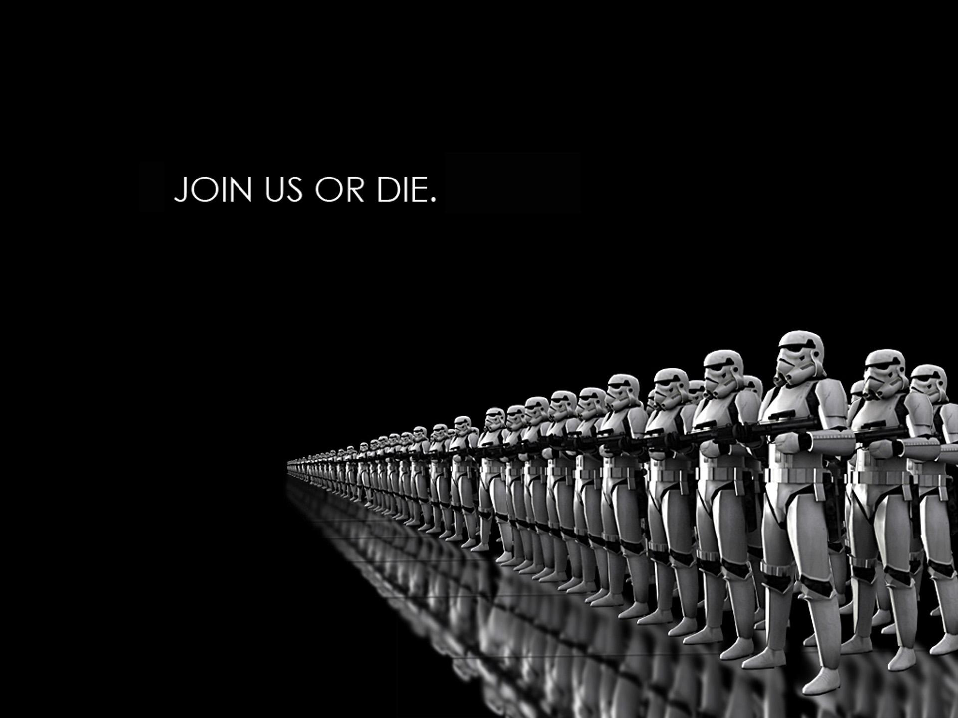 Star Wars Die Dark Side Clone Trooper Wallpaper 1920x1440