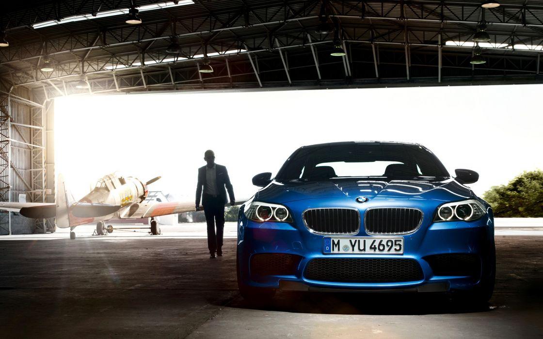 Bmw cars hangar wallpaper