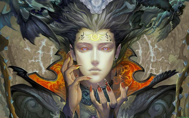 Wings fantasy art creative artwork wallpaper