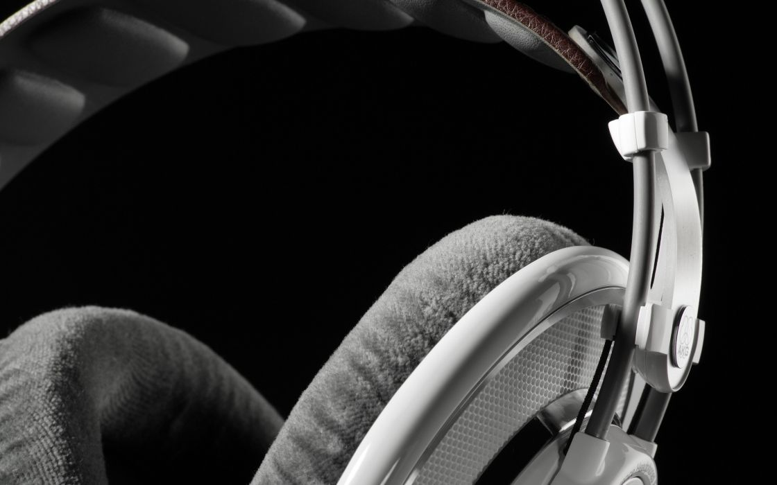 Headphones music headset akg wallpaper