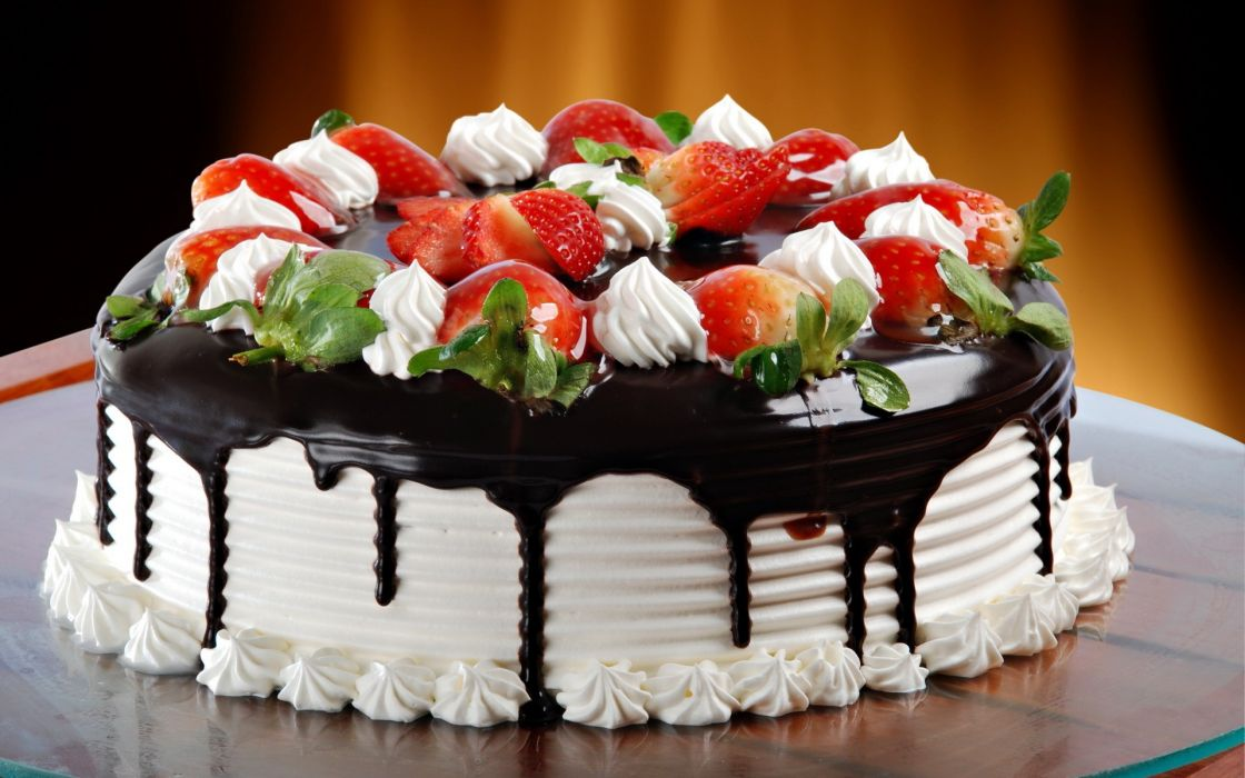 Chocolate food cake sweets (candies) desserts icing wallpaper