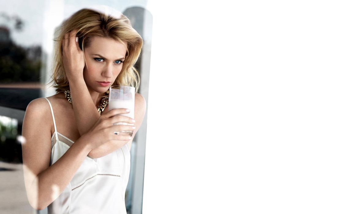 January jones wallpaper
