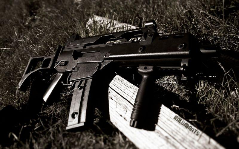 Weapons g36 wallpaper