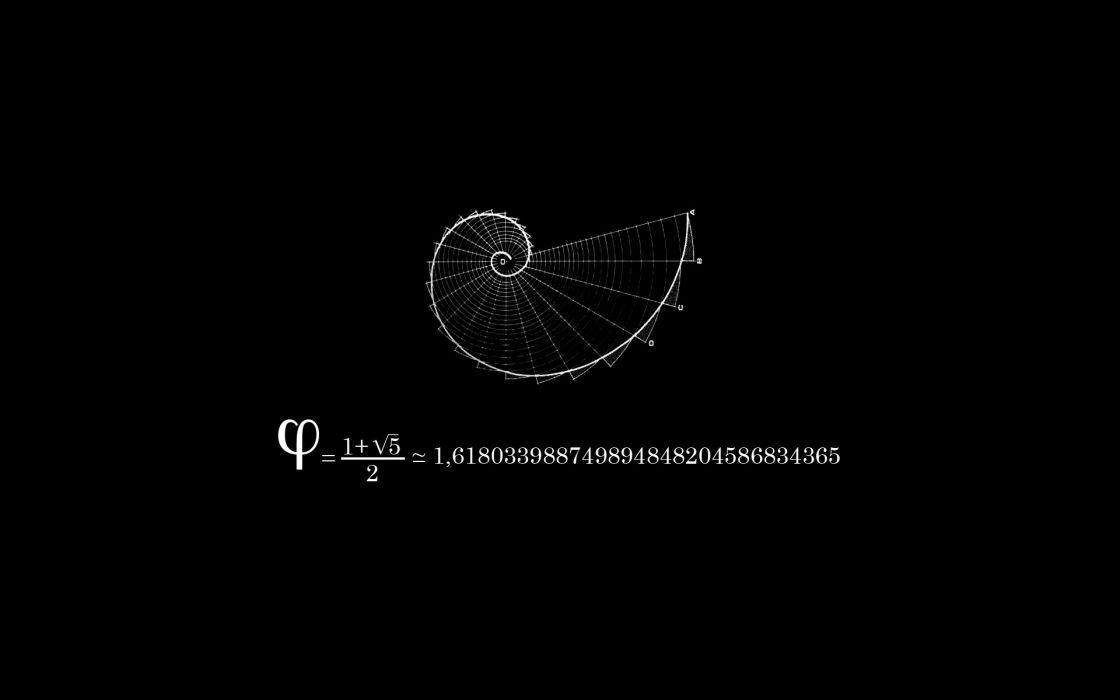 Science black physics mathematics black background wallpaper