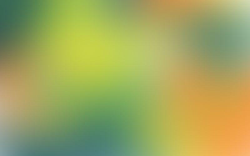 Green minimalistic gaussian blur wallpaper