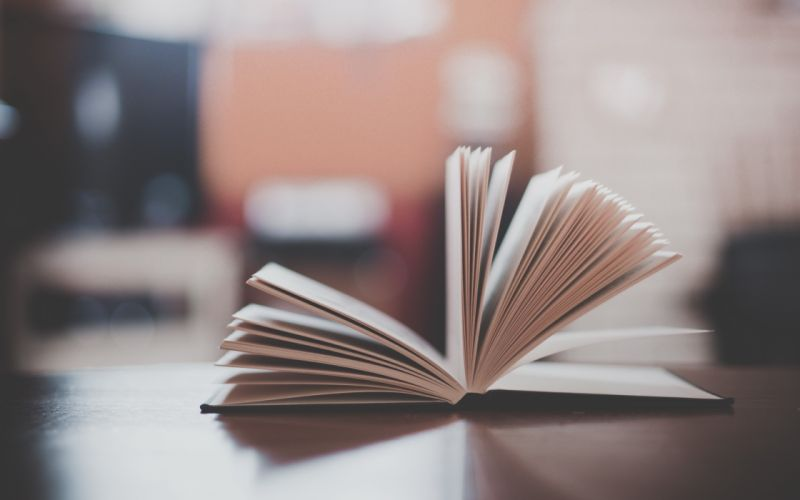Books objects wallpaper