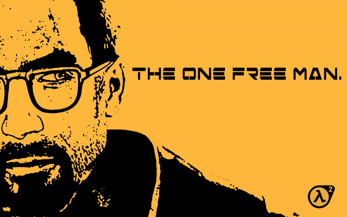 Half-life gordon freeman wallpaper