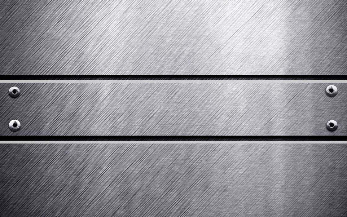Metal textures wallpaper