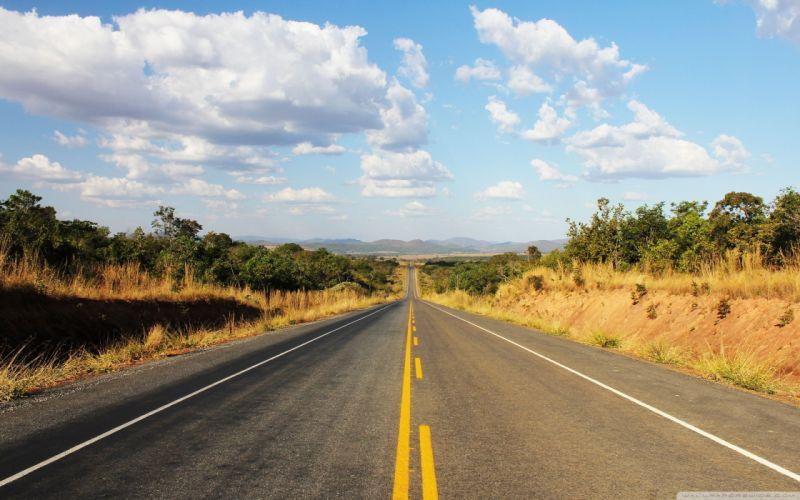 Landscapes highway brazil roads wallpaper
