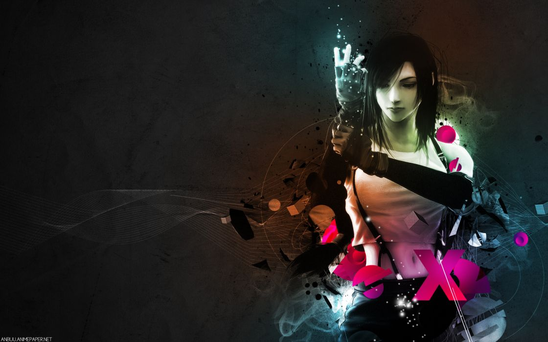 Final fantasy vii advent children tifa lockheart wallpaper