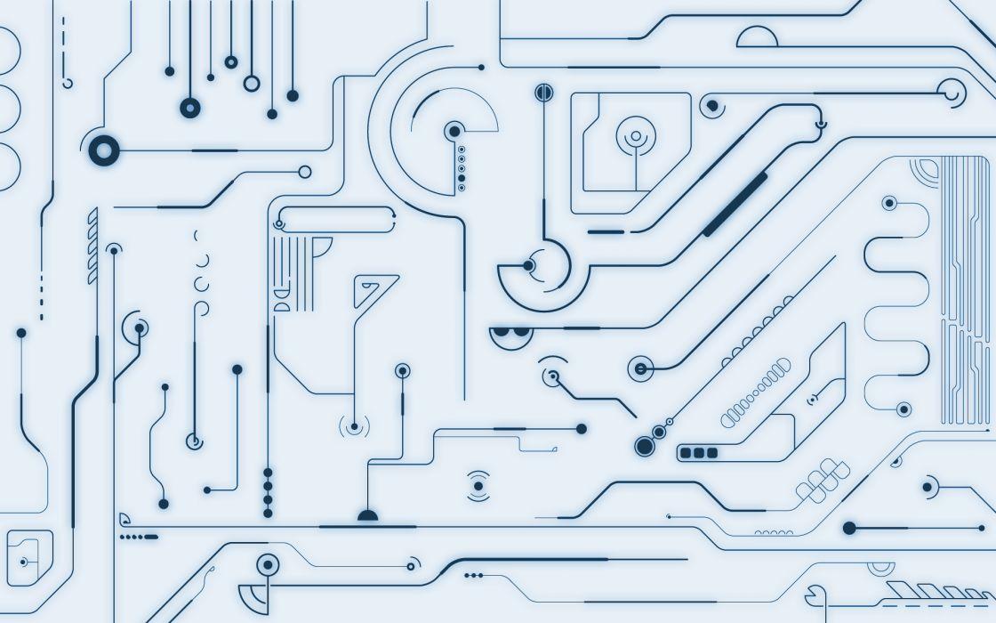 Circuits electronic arts wallpaper