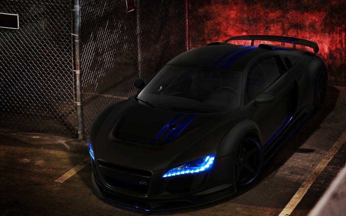 Cars audi artwork vehicles wallpaper