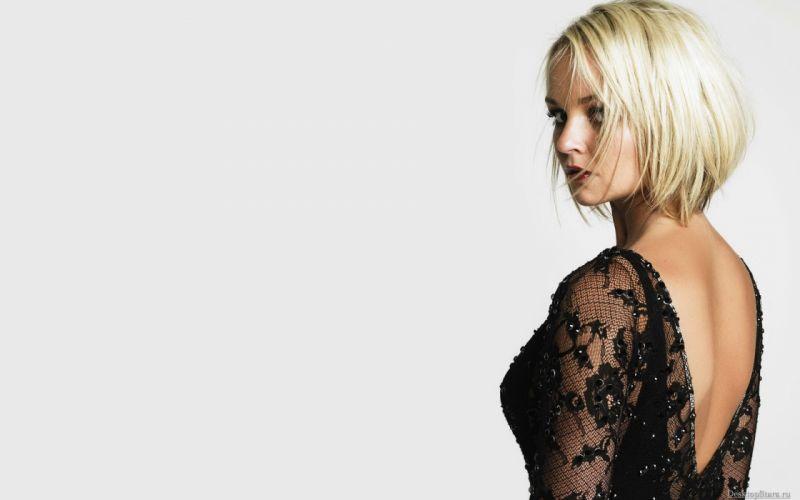 Blondes women models jennifer ellison wallpaper