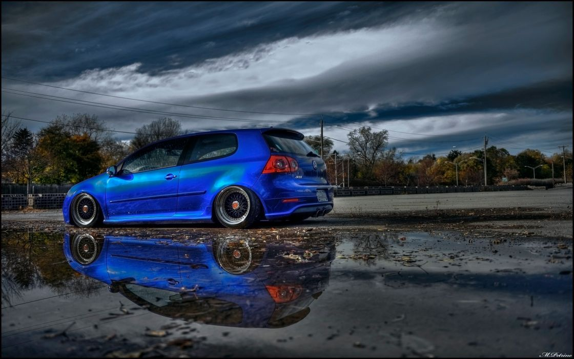 Cars hdr photography  volkswagen wallpaper