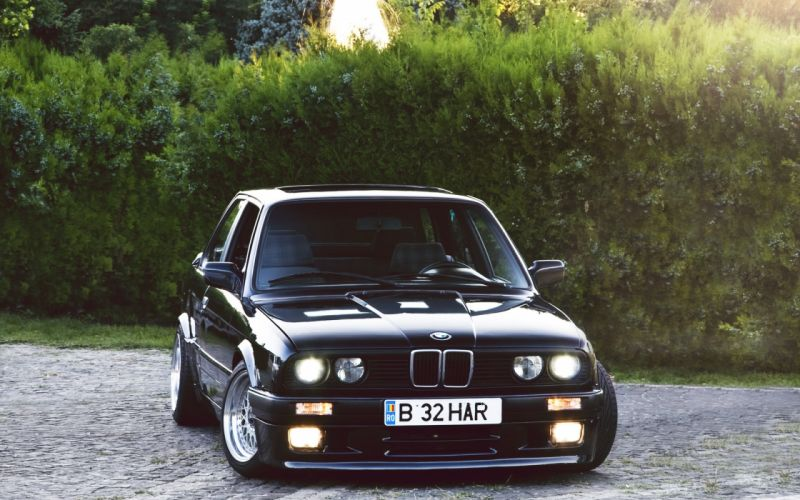 Cars Vehicles Bmw E30 Wallpaper 1920x1200 11065