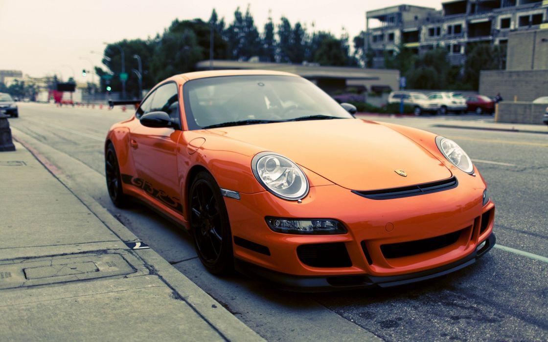 Cityscapes porsche cars roads vehicles porsche 911 gt3 rs wallpaper