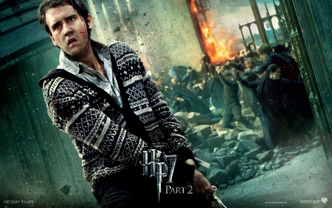 Fantasy movies film harry potter magic harry potter and the deathly hallows movie posters neville longbottom hogwarts wallpaper