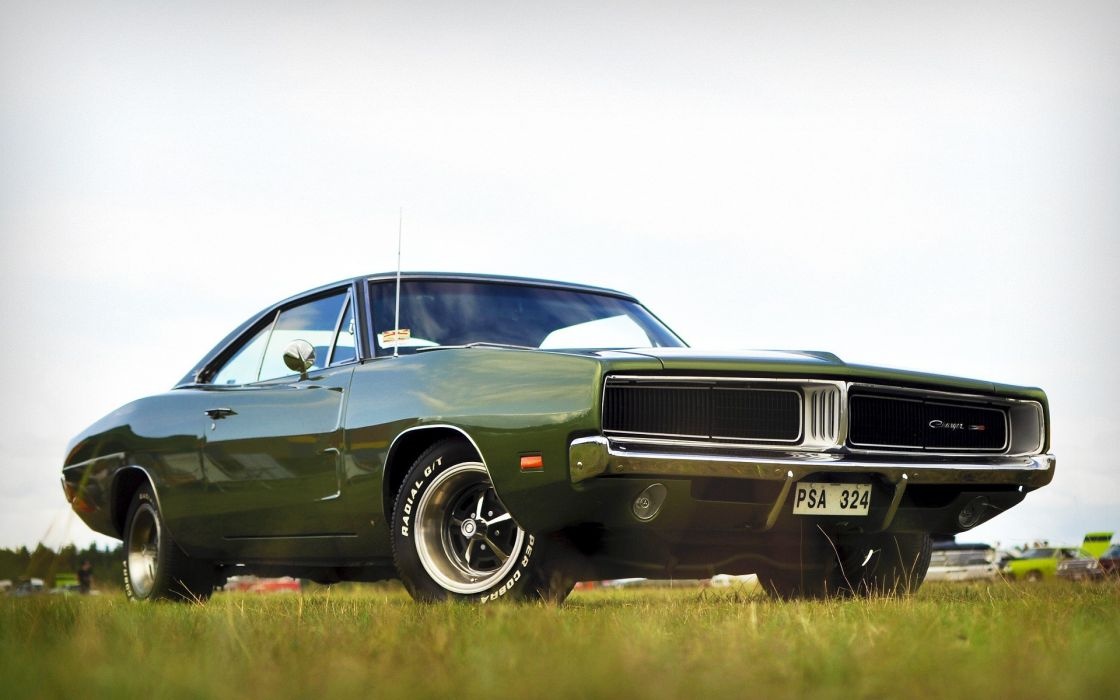 Cars muscle cars dodge charger wallpaper