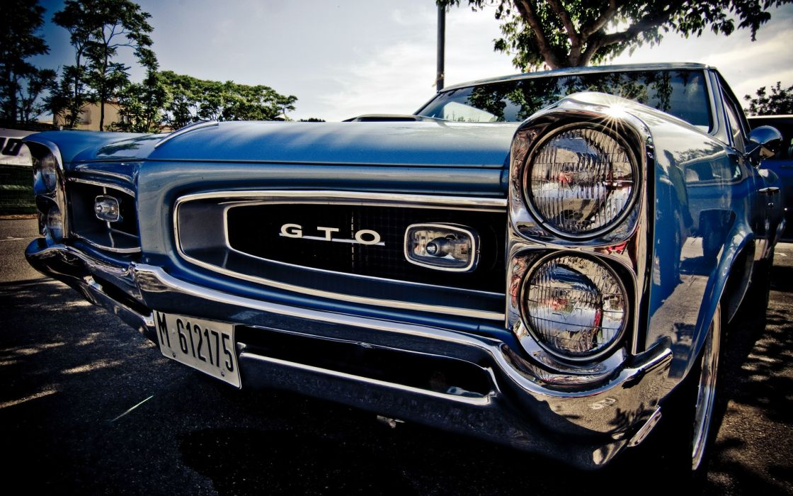 Cars muscle cars pontiac gto wallpaper