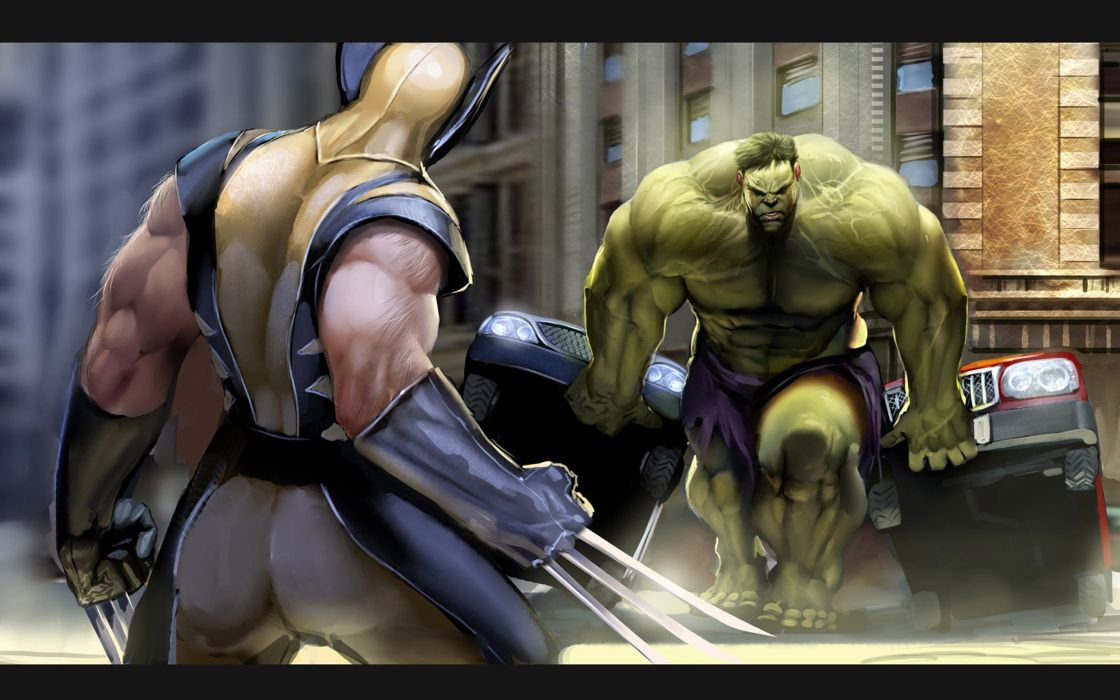 Comics x-men wolverine superheroes heroes marvel comics hulk cities wallpaper