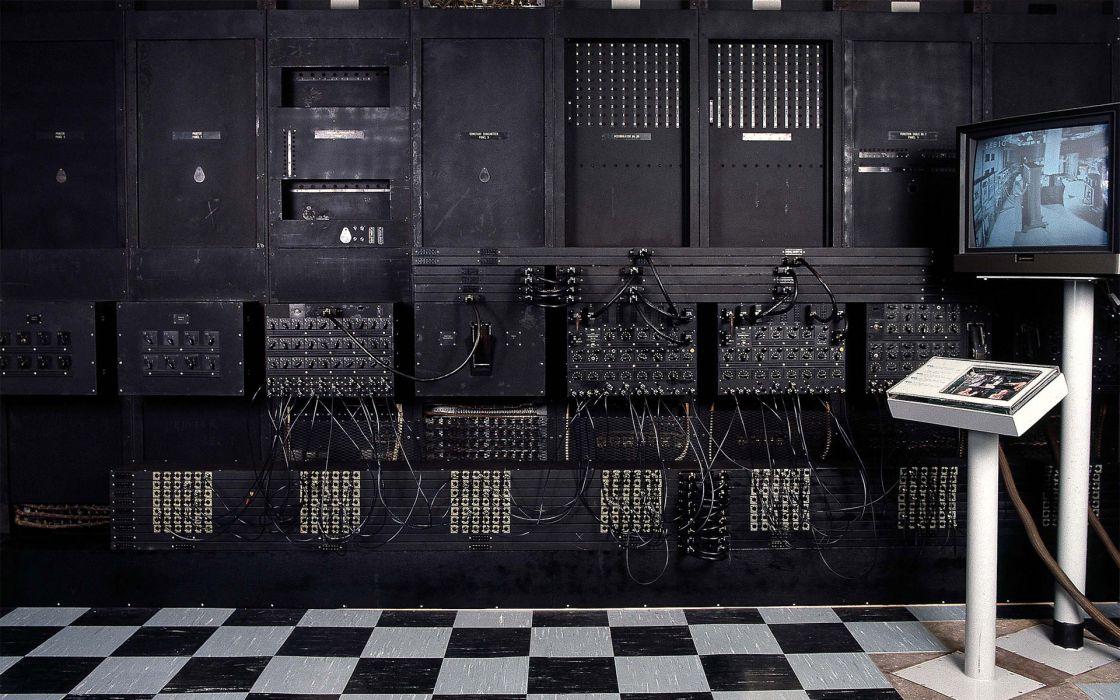 Computers history wallpaper
