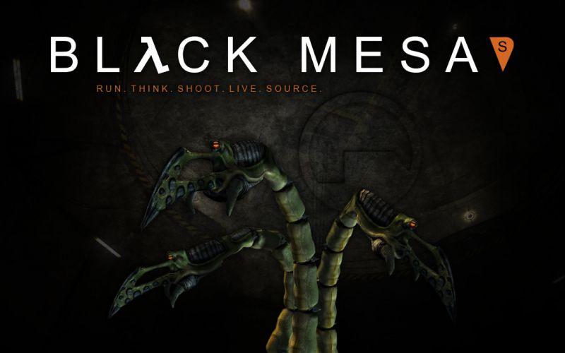 Half-life black mesa wallpaper
