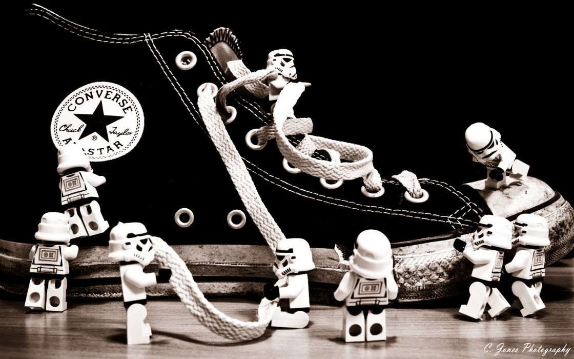 Lego converse storm trooper wallpaper
