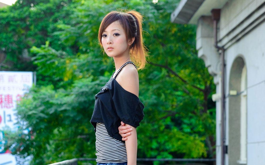 People asians mikako zhang kaijie wallpaper