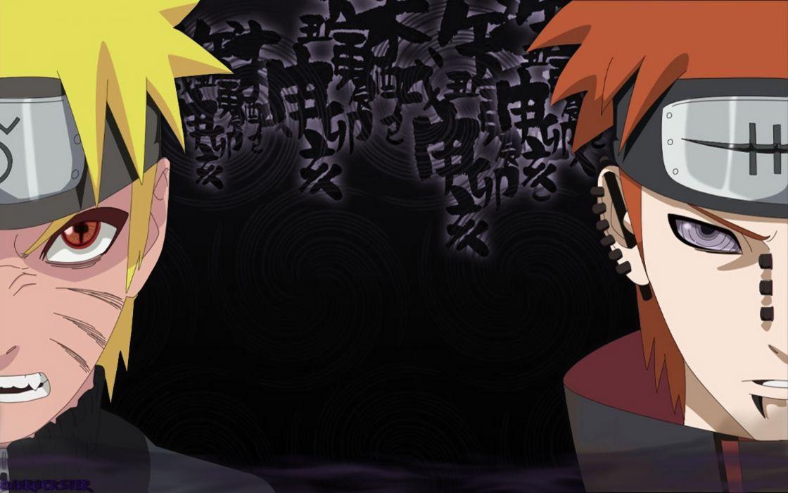 Naruto shippuden akatsuki sage mode naruto uzumaki pein wallpaper