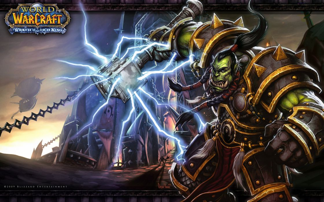 World of warcraft world of warcraft wrath of the lich king wallpaper
