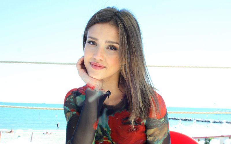 Women jessica alba actress wallpaper