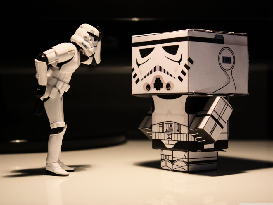 Stormtroopers wtf funny wallpaper