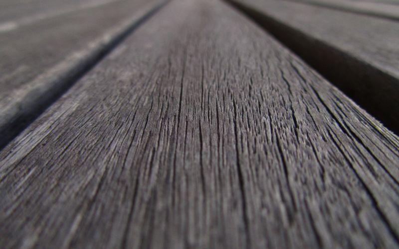 Floor wood surface crack wallpaper