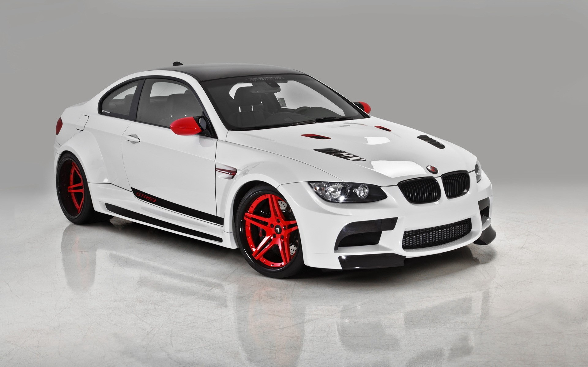 Bmw White Cars Tuning Bmw M3 Modified Wallpaper 1920x1200 11464 Wallpaperup