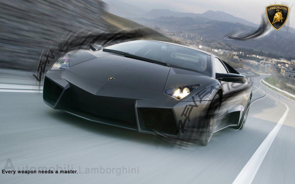 Cars lamborghini reventon luxury sport cars wallpaper