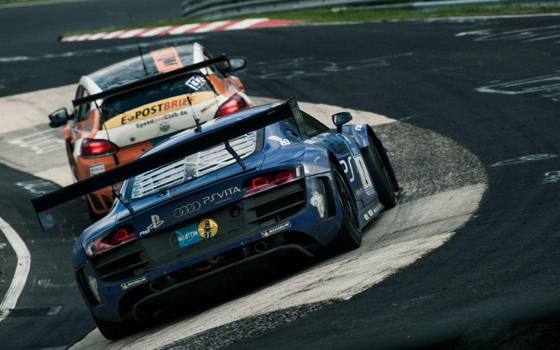Cars scirocco  volkswagen audi r8 wallpaper