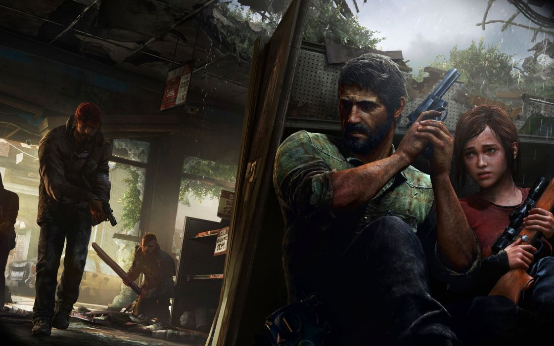 Video games playstation 3 the last of us 2013 wallpaper