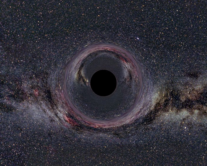 Black Hole Wallpapers HD Backgrounds Images Pics Photos Free