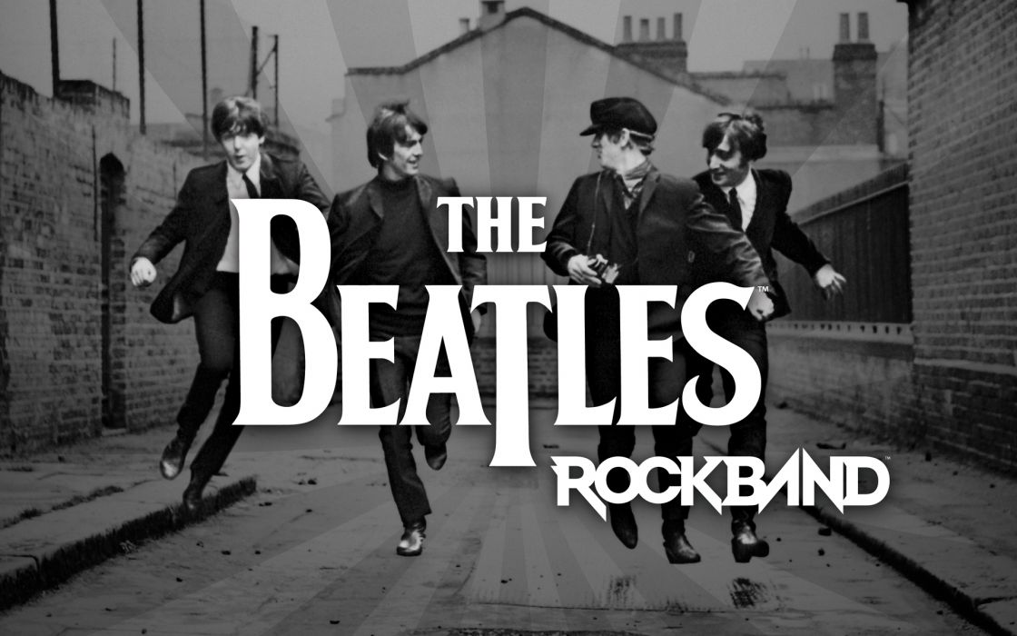 Music the beatles rock (music) music bands wallpaper