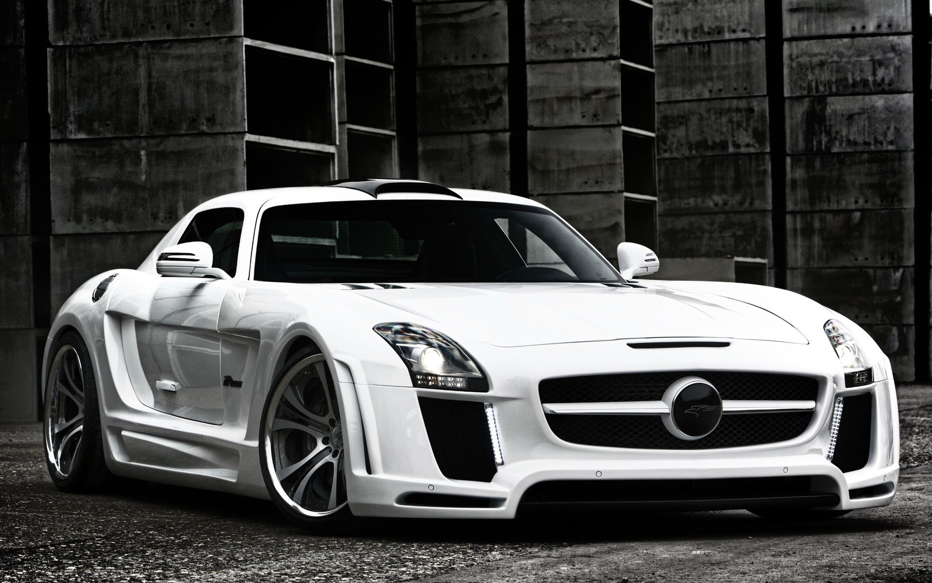 Nice White Cars Front German Roadster Sls Amg Sportscar Sportscars Style Mercedes  Benz Wallpaper X Wallpaperup