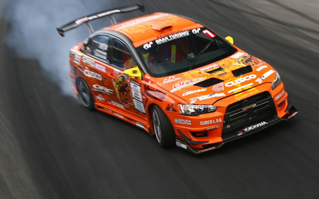 Cars lancer evo drifting cars vehicles formula drift mitsubishi lancer evolution x wallpaper